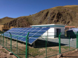 Photovoltaic Power Station of YUSHU,Qinghai
