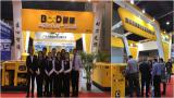 BALDOR attended in wood working machinery exhibition in Canton in March