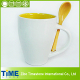 Wholesale Coffee Mug with Spoon in Handle