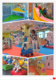 Specific Details of Indoor Playground
