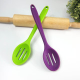 silicone baking spoon for cooking