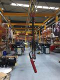 European electric hoist workshop