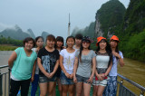 2015 company travelling to Guilin