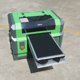 Focus Nuwa-Jet A3 8color digital flatbed printer