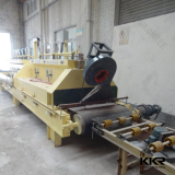 Thickness cutting machine