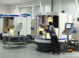 5 Axis CNC grinding machine