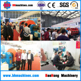 BaoHong Machines in 2016 Shanghai Wire & Cable Exhibition