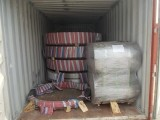 exported flanges and tees to Turkey