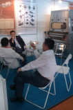"We′re in the Shanghai "" Food Machinery Fair"" in May, 2012"