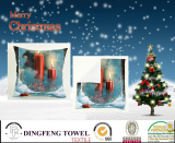 2015 Christmas New Fashion Home Decoration 45x45cm 3D Cushion Covers