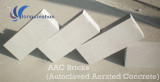 AAC Blocks (Autoclaved Aerated Concrete)