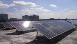 20KW Off-grid Power Generation System in Jieyang Secondary School