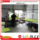 Factory View-Spraying Parts B