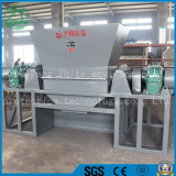 Tire crusher, tire working process of the mill