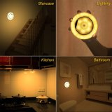 Wireless USB Rechargeable Wall Light Security Lighting Lamp
