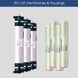 RO /UF membranes & Housings