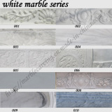 white marble materials series