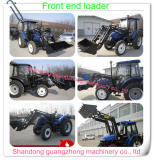 tractor front end loader with 4-in-1 bucket