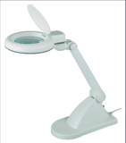 90mm LED Desktop Magnifier Lamp