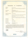 CE Certification for G4 G9 LED Lamp