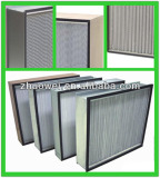 Industry deep pleat hepa air filter