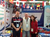 117th China Canton Fair Compass Logistics company Booth Stand