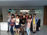 New Oversea Sales Team