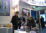 ADVANCE Construction Parts Shown in Bauma China 2014