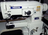 Cylinder Bed Heavy Duty Zigzag Sewing Machine Unison Feed FX2150M