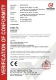 CE of LED Down Light
