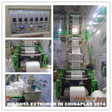 MD-HH55 high speed film blowing machine