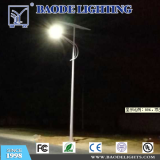 7M60W solar street lighting in Zambia