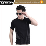 Tactical Outdoor Army Fan Speed Dry Breathable Training Assault T-Shirts