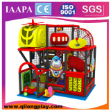 Small Space Theme Kids Indoor Playground