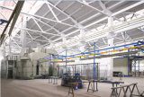Japan fluorocarbon coating line
