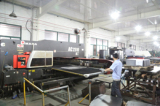 AMADA Punching CNC machine