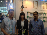 Attending the Canton Fair