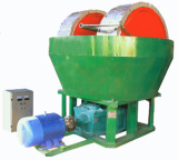 dingbo wet pan mill exported to Africa