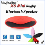 Hot Model of Speaker - X6 Rugby Bluetooth One