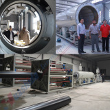 HDPE Thermal insulation Jacket Pipe Extrusion Line