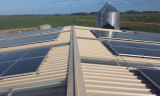 34.5kw roof system in PKW farms