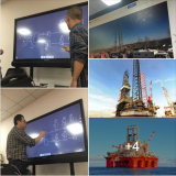 Today Whole day meeting! Intercom for offshore! Lots of project solution!