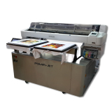 Polar-Jet TFP print head digital flatbed printer