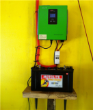 PV2000 series 2000VA solar inverter installation show