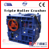 Patented Triple Roller Crusher