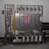 CO2 adsorption tester