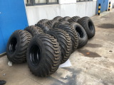 Tyres for palm oil tractor