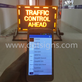 OPTRAFFIC REMOTE CONTROL LED DISPLAY APP