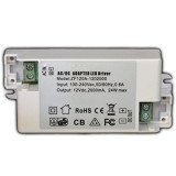 24V 1A 24W Constant Current LED Driver for LED Lights