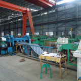 Cut Steel Plate Line for Piece